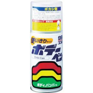 ソフト99 ボデーペン Chibi−Can ボカシ剤 08012|kouguman