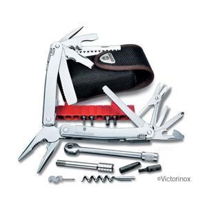ビクトリノックス (Victorinox)SWISSTOOL SPIRIT 105mm スイスツールスピリットプラス3.0239.N|kouguman