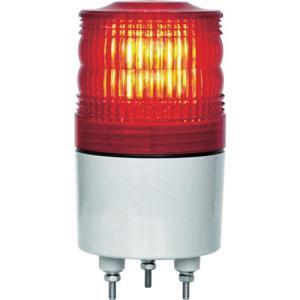 NIKKEI ニコトーチ70 VL07R型 LED回転灯 70パイ 赤 VL07R-200NPR 日惠製作所 ニッケイ|kouguman