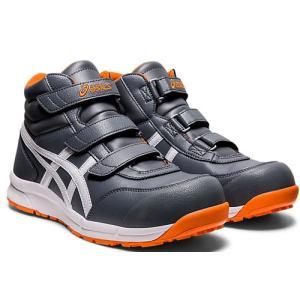 アシックス(ASICS)  安全靴 ウインジョブ CP302 FCP302.021 メトロポリス×ホワイト FCP302|kouguman