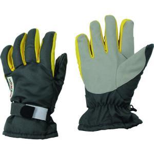 冬物セール おたふく手袋防水防寒手袋 ホットエースプロ マジックタイプHA-323|kouguman