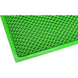 3M セーフティーグマット 緑 900X600mm 緑 SAF GRE 900X600|kougurakuichi