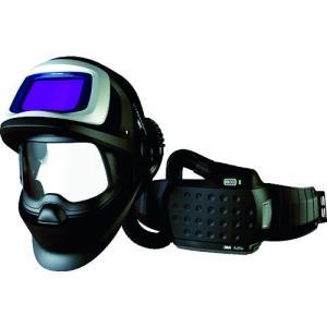 3M アドフロー 電動ファン付き呼吸用保護具(自動遮光溶接面付き) 547725J kougurakuichi