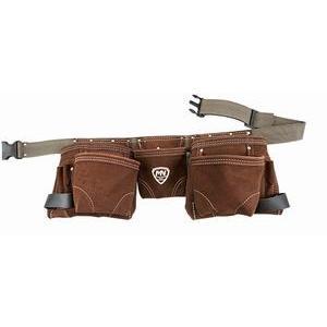 ルースター ROOSTER McGuire 494 スエード革腰袋 12ポケ 革 品番:V473933|kouguya