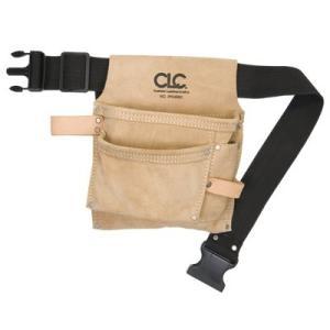 シーエルシー CLC Custom Leathe CLC IPK489X腰袋 皮 スエード 3ポケット皮 品番:V264894|kouguya