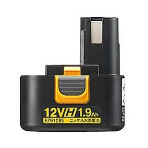 パナソニック ニッケル水素電池パック  EZ9108S (12V)|kouguya