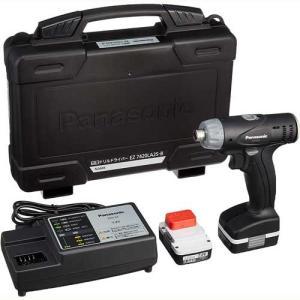 Panasonic(パナソニック) 充電 ドリルドライバー ブラック EZ7420LA2S-B|kouguya