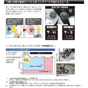 Panasonic(パナソニック) 28.8V充電ハンマードリル EZ7880LP2S-B kouguya 04