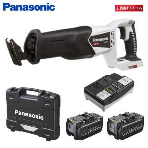 【1,000円OFFクーポンあり】Panasonic(パナソニック) 充電レシプロソー 18V 5.0Ah EZ45A1LJ2G-H|kouguya