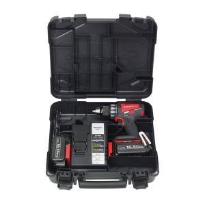 パナソニック(Panasonic) 充電ドリルドライバー 18V 5.0Ah 赤 EZ74A2LJ2G-R|kouguya|02