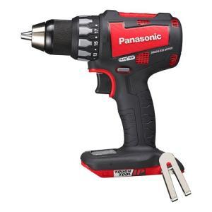 パナソニック(Panasonic) 充電ドリルドライバー 本体のみ 赤 EZ74A2X-R (ケース・充電器・電池パックは別売)|kouguya