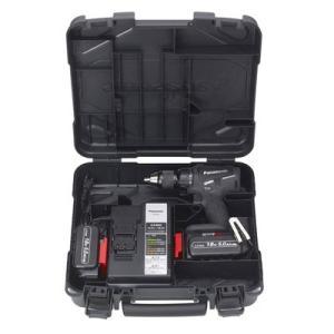 パナソニック(Panasonic) 充電振動ドリル&ドライバー 18V 5.0Ah EZ79A2LJ2G-B|kouguya|04