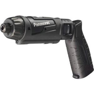 パナソニック(Panasonic) 充電スティック ドリルドライバー 7.2V 黒 本体のみ EZ7421X-B【充電器・電池パックは付属していません】 kouguya 02