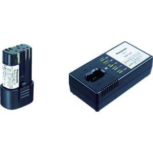 Panasonic(パナソニック) 7.2V LS電池パック 充電器セット EZ9L21ST|kouguya