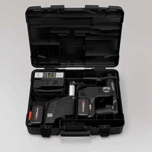 パナソニック 充電ハンマードリル 集塵ありセット【3.4Ah電池パック2個・充電器・ケース付き】EZ7881PC2V-R レッド|kouguya|06