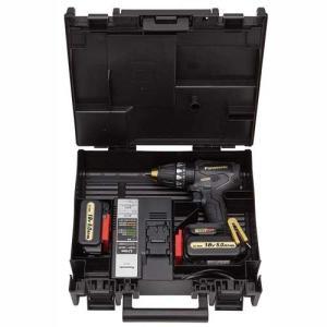 パナソニック ドリルドライバー 充電式 デュアルシリーズ スマートBL 18V高容量5.0Ah電池パックセット ブラック&ゴールド限定色 EZ74A3LJ2GT1|kouguya|02