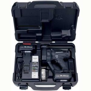 18Vパナソニック(Panasonic) W1/2対応全ネジカッター デュアルシリーズ (14.4V/18V両対応) 18V大容量5.0Ah電池パック付き W1/2・W3/8対応品 EZ45A9LJ2G-B|kouguya|02