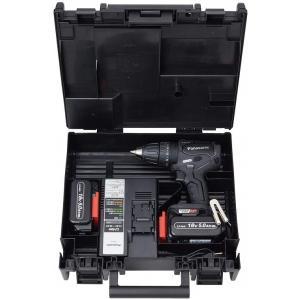 18Vパナソニックドリルドライバー 振動機能付き デュアルシリーズ スマートBL 高容量5.0Ah電池パックセットEZ79A3LJ2G-B|kouguya|07