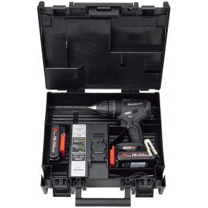 パナソニック(Panasonic) 18V ドリルドライバー 振動機能付き デュアルシリーズ スマートBL 薄型軽量3.0Ah電池パックセット デュアルシリーズ EZ79A3PN2G-B|kouguya|02