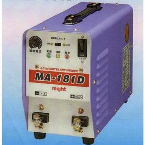 マイト工業 インバータ 直流溶接機 MA-181D|kouguya