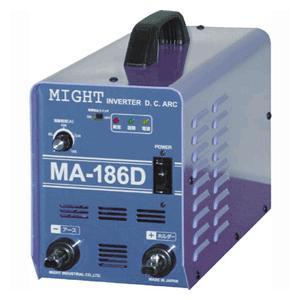マイト工業 インバータ 直流溶接機 MA-186D|kouguya