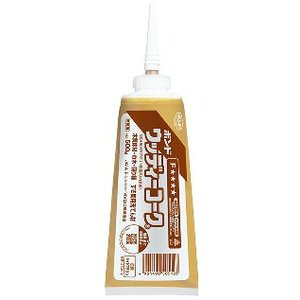 コニシ ウッディーコーク  ライトブラウン 500g|kouguya