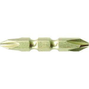 ベッセル ゴールドビット(+)2×45mm 10本  BW-11 kouguya