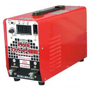 日動工業 200V専用 デジタルインバーター溶接機 DIGITAL-200A|kouguya