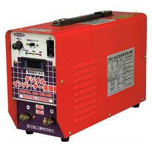 日動工業 200V用インバーター直流溶接機DIGITAL-160DSK|kouguya