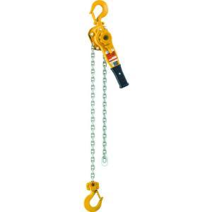 キトー キトーレバーブロックL5形 定格荷重1.6t 標準揚程1.5m LB016|kouguya
