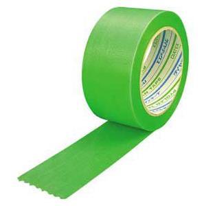 パイオラン 養生テープ 50mm×25M 緑|kouguya