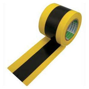 ニットートラテープ(巻き付け用・黄黒のタテ縞) 45mm|kouguya