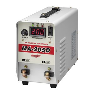 マイト工業 インバータ 直流溶接機 MA-205D|kouguya