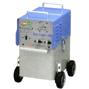 マイト工業 溶接機 ネオライト140 【代引不可商品】|kouguya