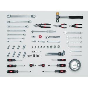 KTC 工具セット(チェストタイプ) SK3666XS|kouguya|02