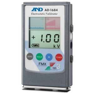 【ポイント15倍】 A&D (エー・アンド・デイ) 非接触式 静電気測定器 AD-1684|kouguyasan