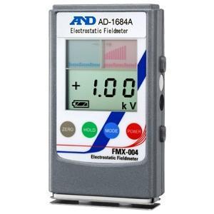 【ポイント15倍】 A&D (エー・アンド・デイ) 静電気測定器 AD-1684A|kouguyasan