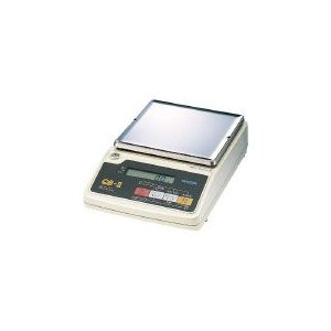 【ポイント15倍】 イシダ 音叉式電子天びん QBII-6000 (QB2-6000)|kouguyasan