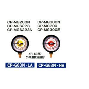 【ポイント15倍】 デンゲン マニホールドゲージ CP-G63N-LA 〈自動車用〉|kouguyasan