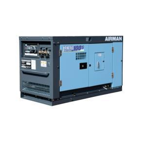 【ポイント15倍】 【直送品】 北越工業 (AIRMAN) エンジンコンプレッサ PDS100S-5C5 【大型】|kouguyasan
