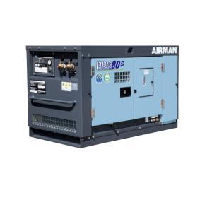 【ポイント15倍】 【直送品】 北越工業 (AIRMAN) エンジンコンプレッサ PDS80S-5C5 【大型】|kouguyasan