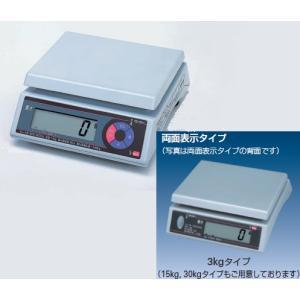 【ポイント15倍】 【直送品】 イシダ デジタル上皿型質量ハカリ S-box3 両面表示 (S-box2-b) (3kg)|kouguyasan