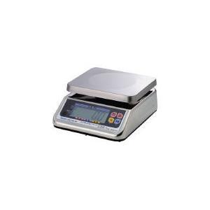 大和製衡 防水形デジタル上皿はかり UDS-1VN-WP-6|kouguyasan