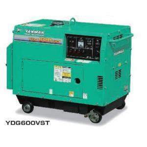 【直送品】 ヤンマー (YANMAR) ディーゼル発電機 YDG600VST-6E 防音タイプ|kouguyasan