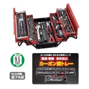 【ポイント15倍】 【期間限定特価】TONE (トネ) ツールセット TSAT3110 kouguyasan