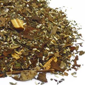 甜茶、エキナセア、ペパーミント、リコリスの4種をブレンド。  【ブレンドティーが容量アップでお得に!...