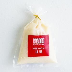 甘酒 360g入|koujimiso-toyama