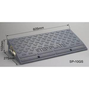 ●樹脂製なので乗り上げた際に鉄板の様な音がしません。 ●室内の段差にも利用可能。車椅子などの移動に便...