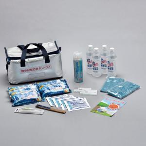 保冷バッグが嬉しい、デラックスな応急キット 脱水症状を改善する、「経口補水液OS-1」採用!  ●応...