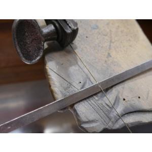 プラチナ 結婚指輪【本物の鍛造】ハートをミル打ちで囲んだ可愛いデザイン&指輪を重ねるとハートに|kouki|15